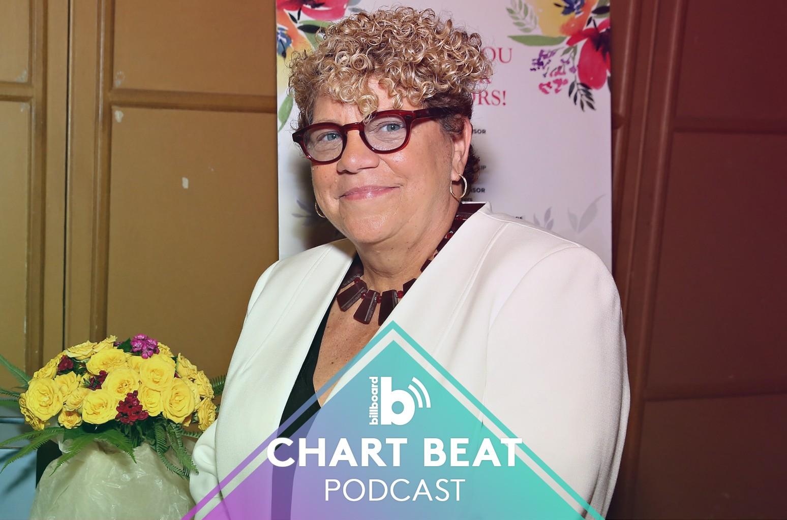 Chart Beat Podcast featuring: Rita Houston