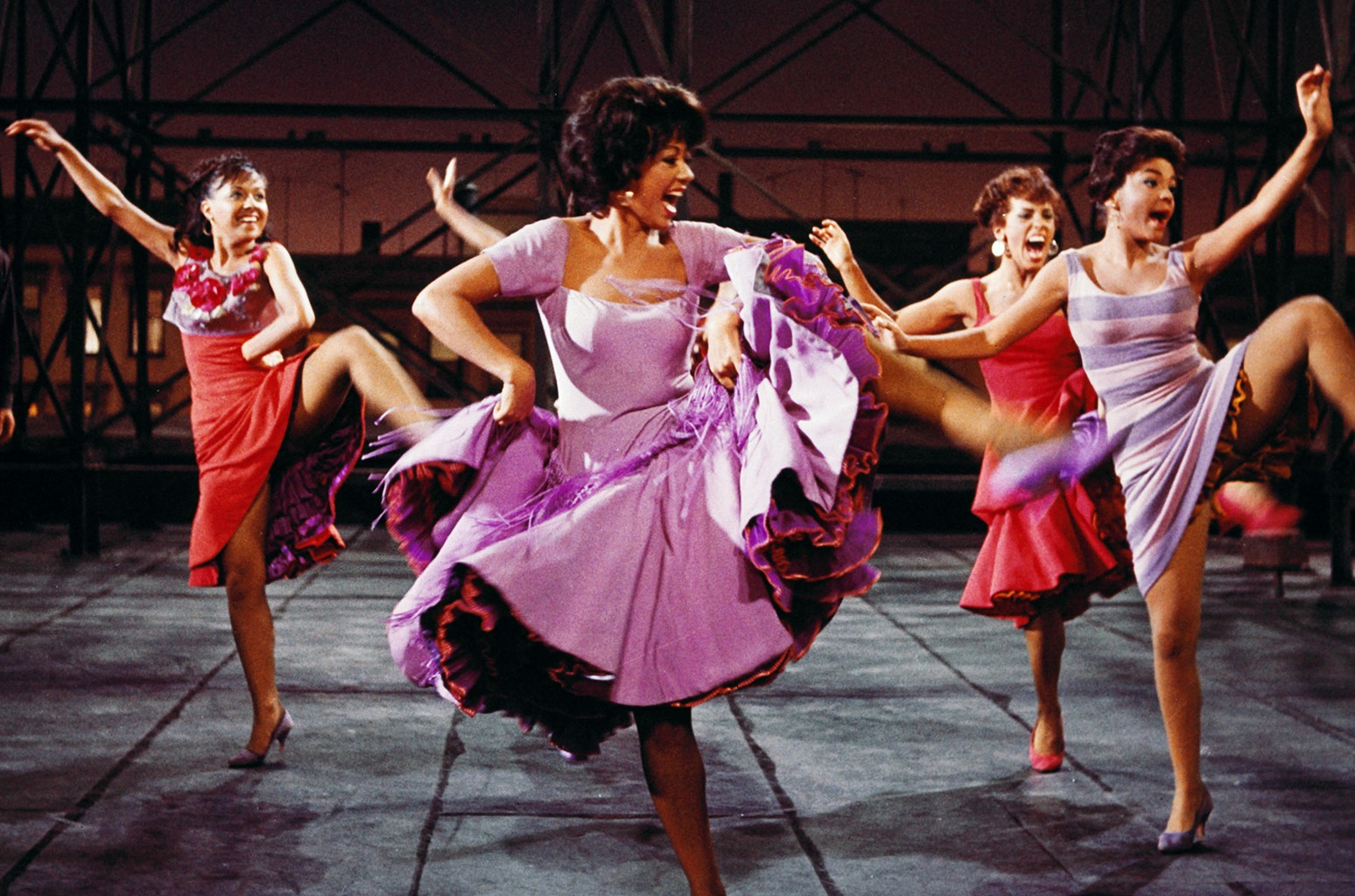 Rita Moreno in West Side Story.
