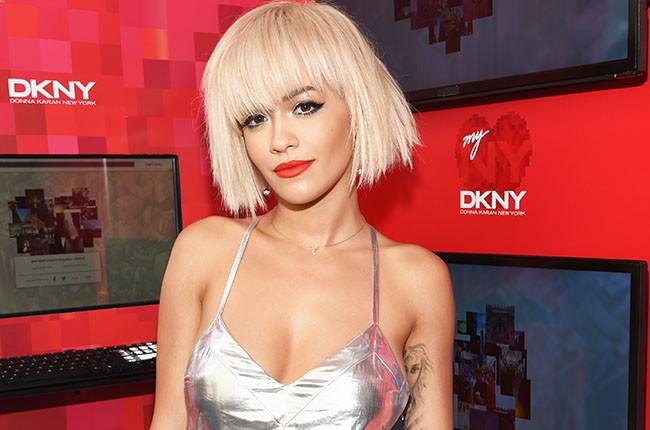 Rita Ora, 2014.