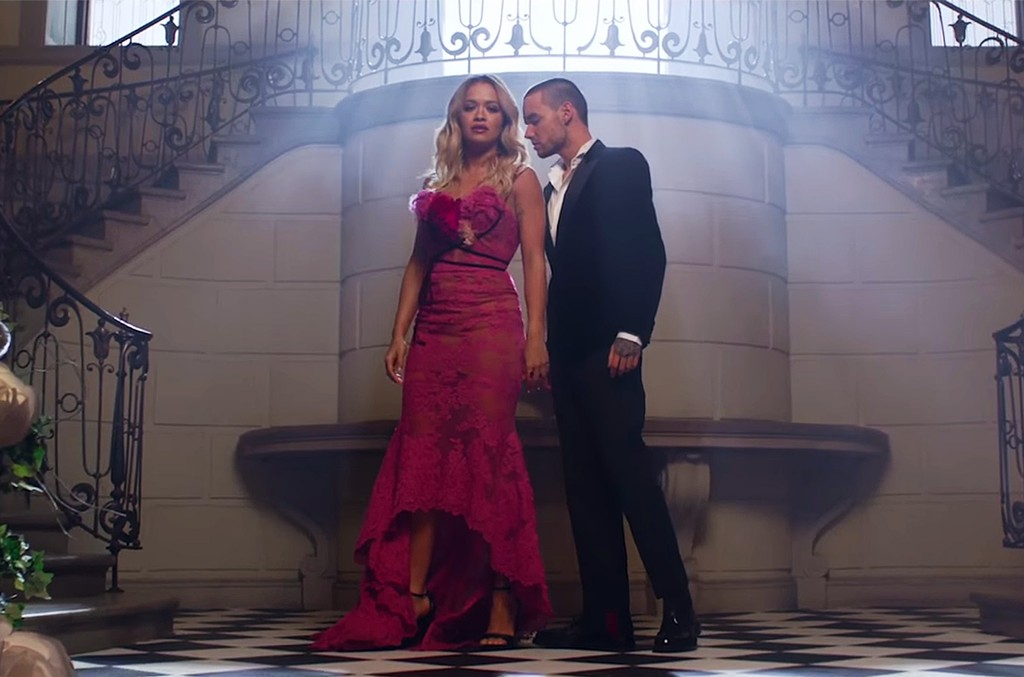 "Liam Payne & Rita Ora, ""For You"" (Fifty Shades Freed)"