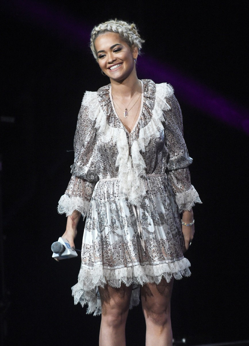Rita Ora We day 2016