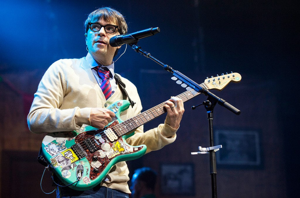 Rivers Cuomo Once Tried to Start a Metal...