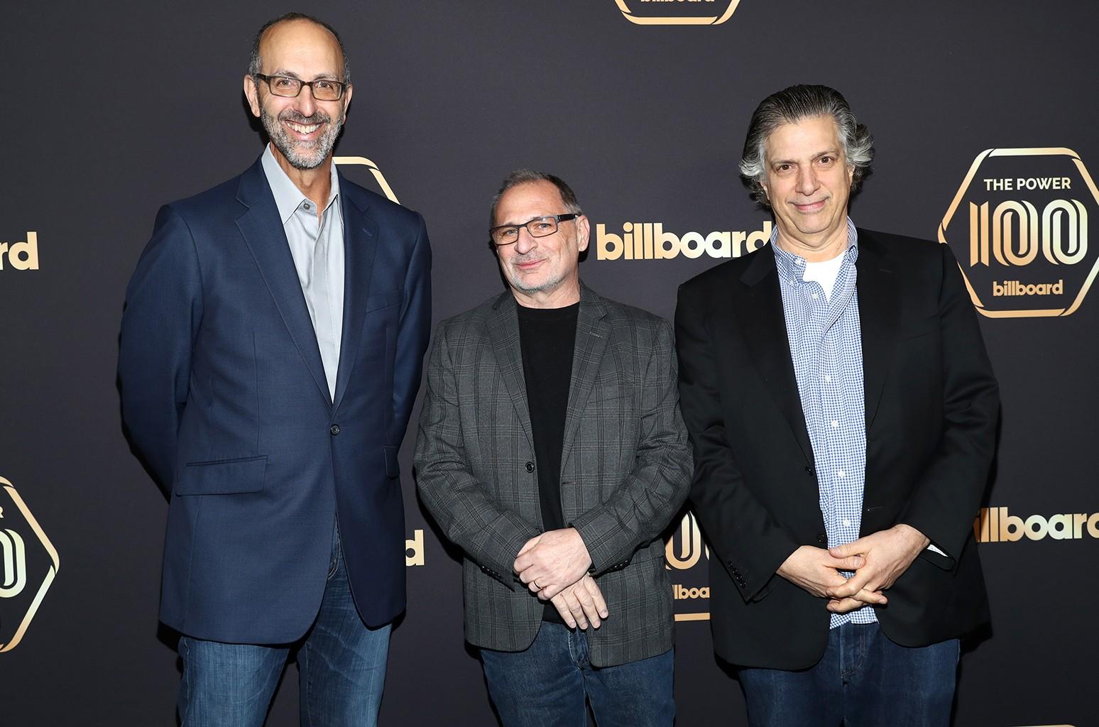 Rob Prinz, Steve Levine and Mark Siegel