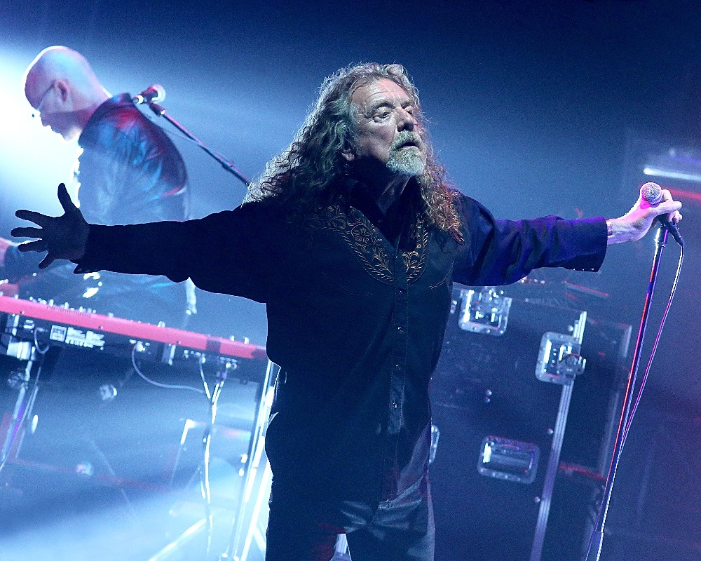 Robert Plant and the Sensational Space Shifters  2016