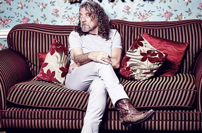 Robert Plant, 2014
