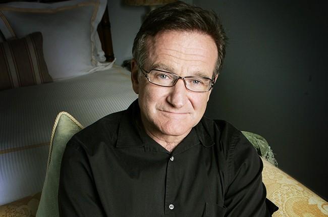 Robin Williams, 2007