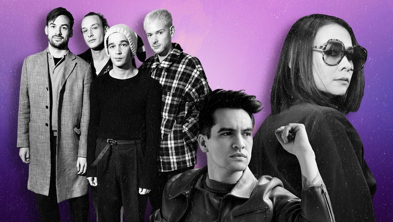 <p>The 1975, Brendon Urie of Panic! at the Disco &amp&#x3B; Mitski</p>