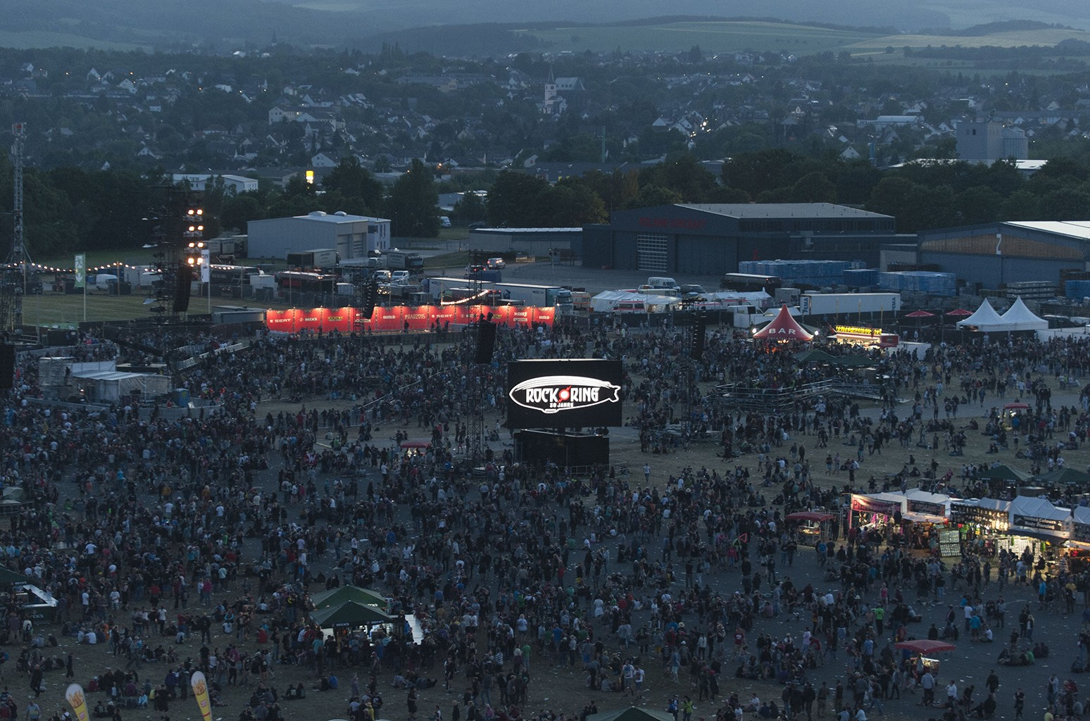 Germany's Rock am Ring Festival