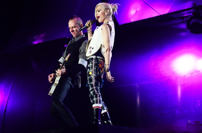 No Doubt performs on the opening day of Rock in Rio USA 2015