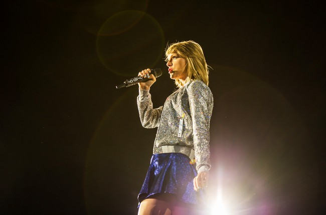 Rock in Rio USA 2015 taylor swift