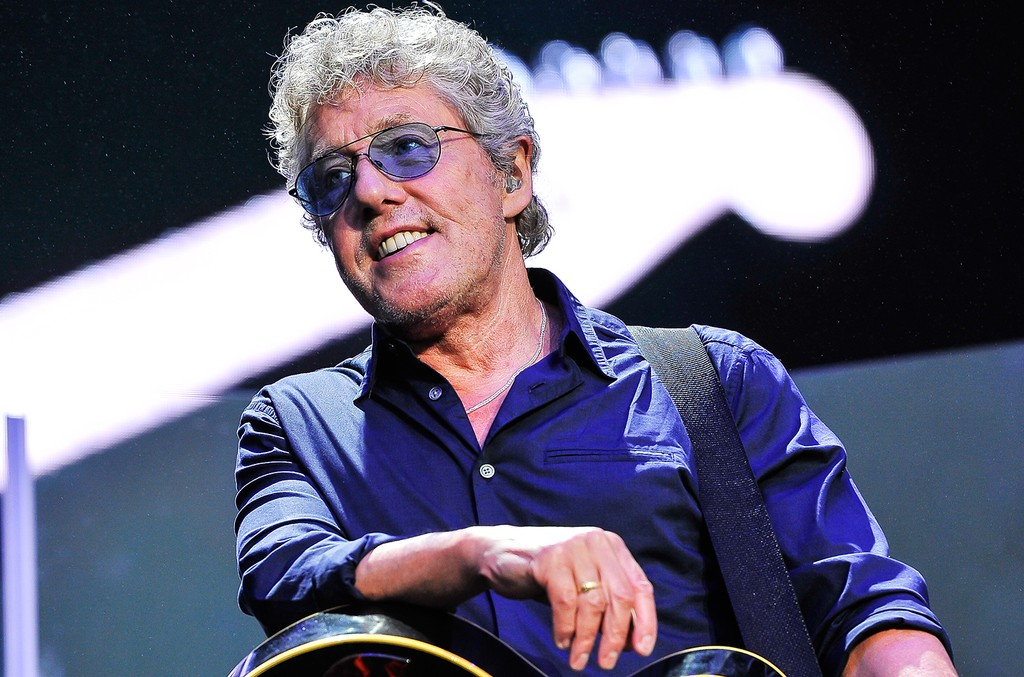 Roger Daltrey of The Who, 2017