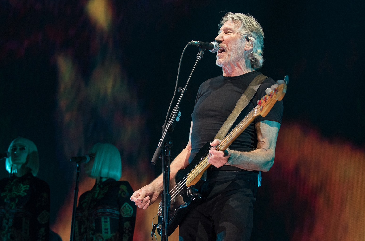 Roger Waters, 2017