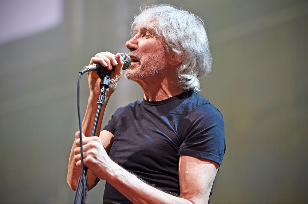 Roger Waters performs on May 28, 2017 in Louisville, Ky.