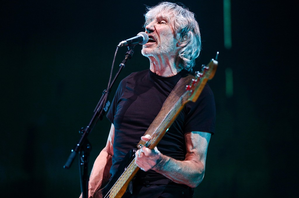 Roger Waters performs at the Staples Center on June 20, 2017 in Los Angeles.