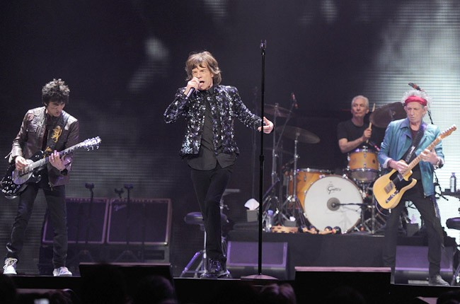 Rolling Stones at Barclays