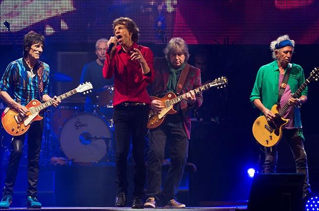 Rolling Stones, Glastonbury 2013