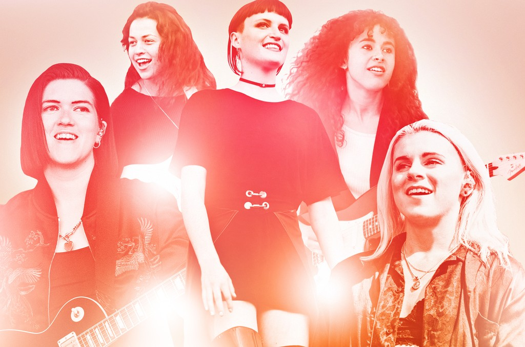 16 Lesbian Queer Female Fronted Bands You Should Know Billboard