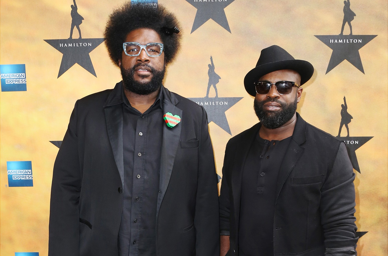 Questlove & Black Thought, 2015