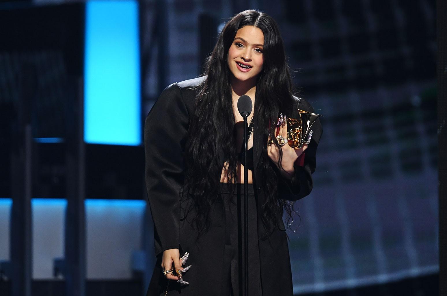 what rosalia s best new artist grammy nomination means to latin music billboard new artist grammy nomination
