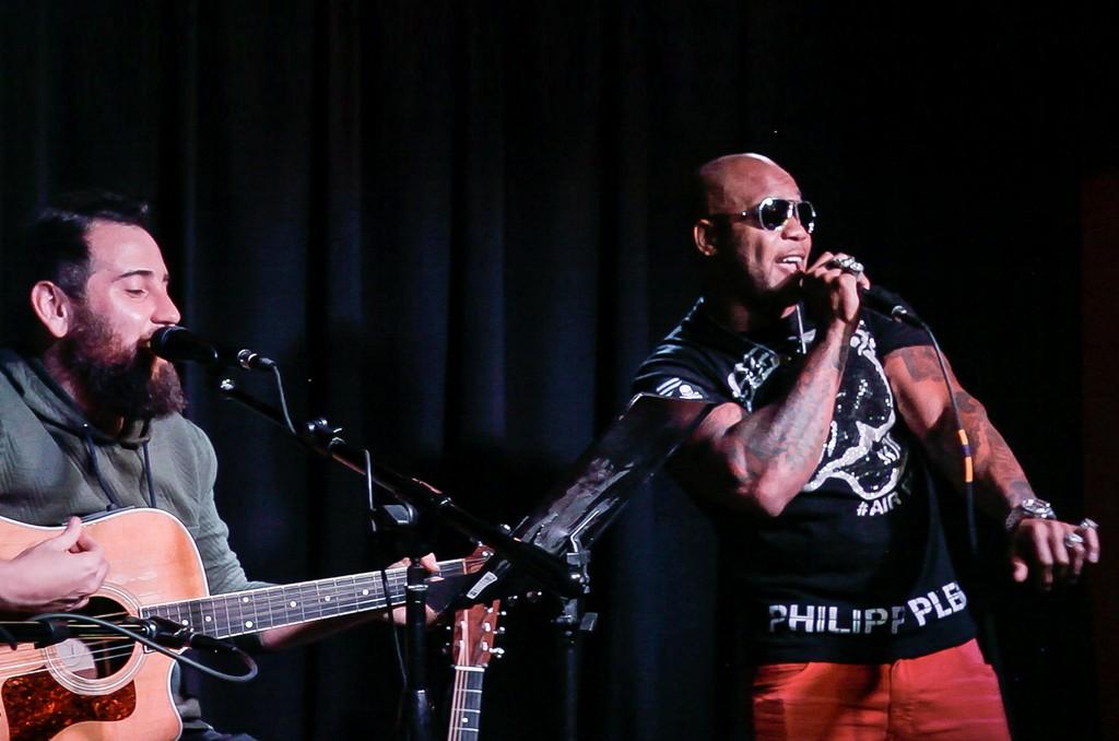 Ross Golan and Flo Rida