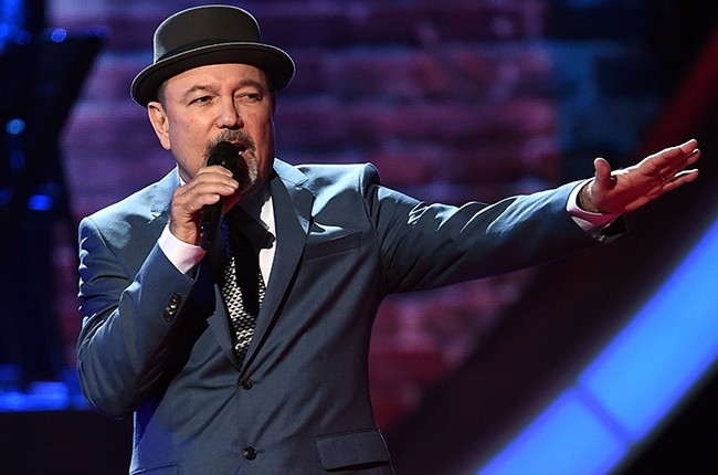 Ruben Blades performs during the 15th annual Latin GRAMMY Awards  2014