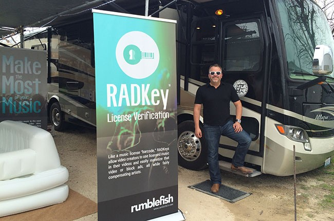 Rumblefish CEO Paul Anthony Troiano