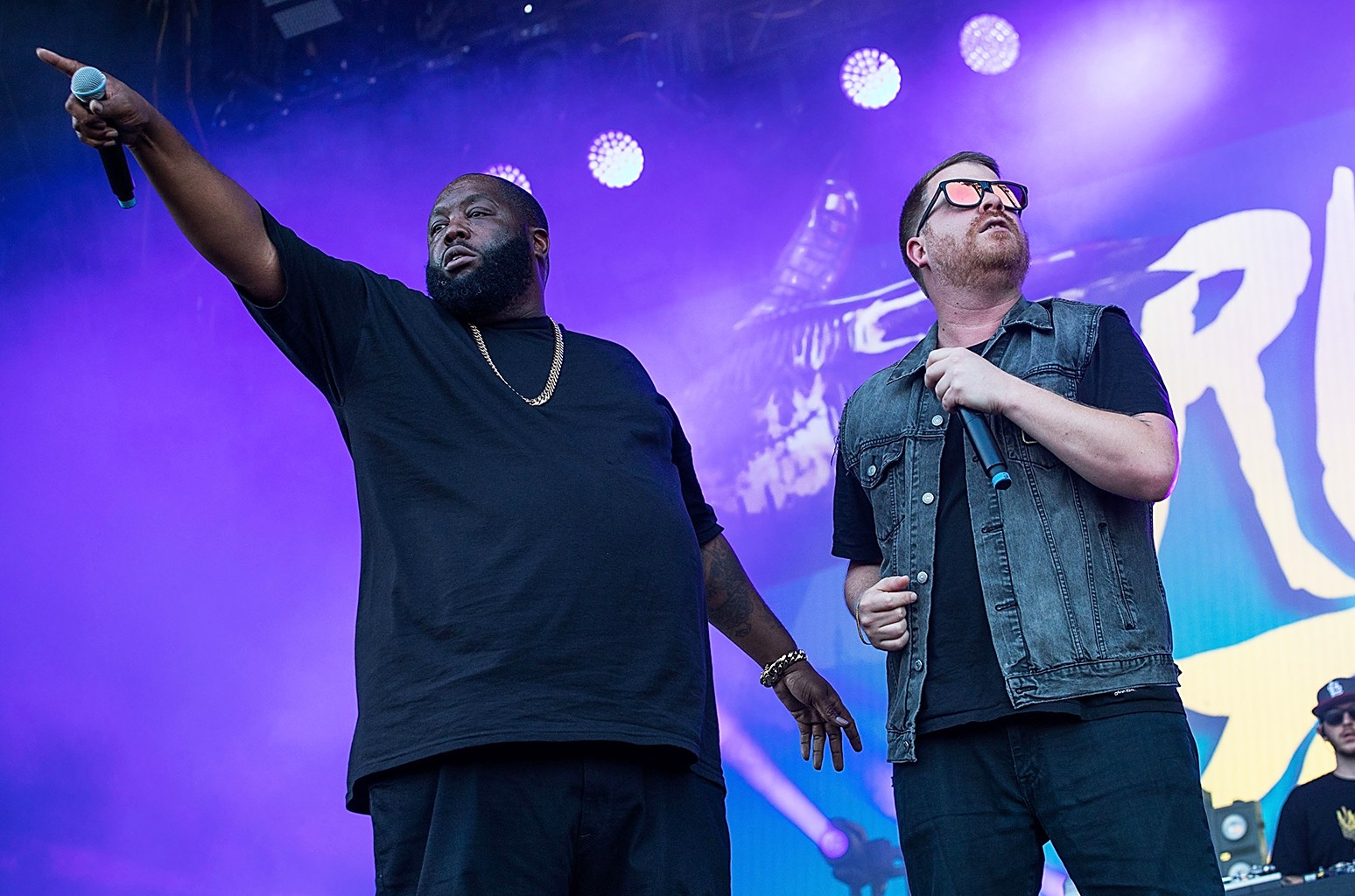 Run the Jewels, Austin City Limits