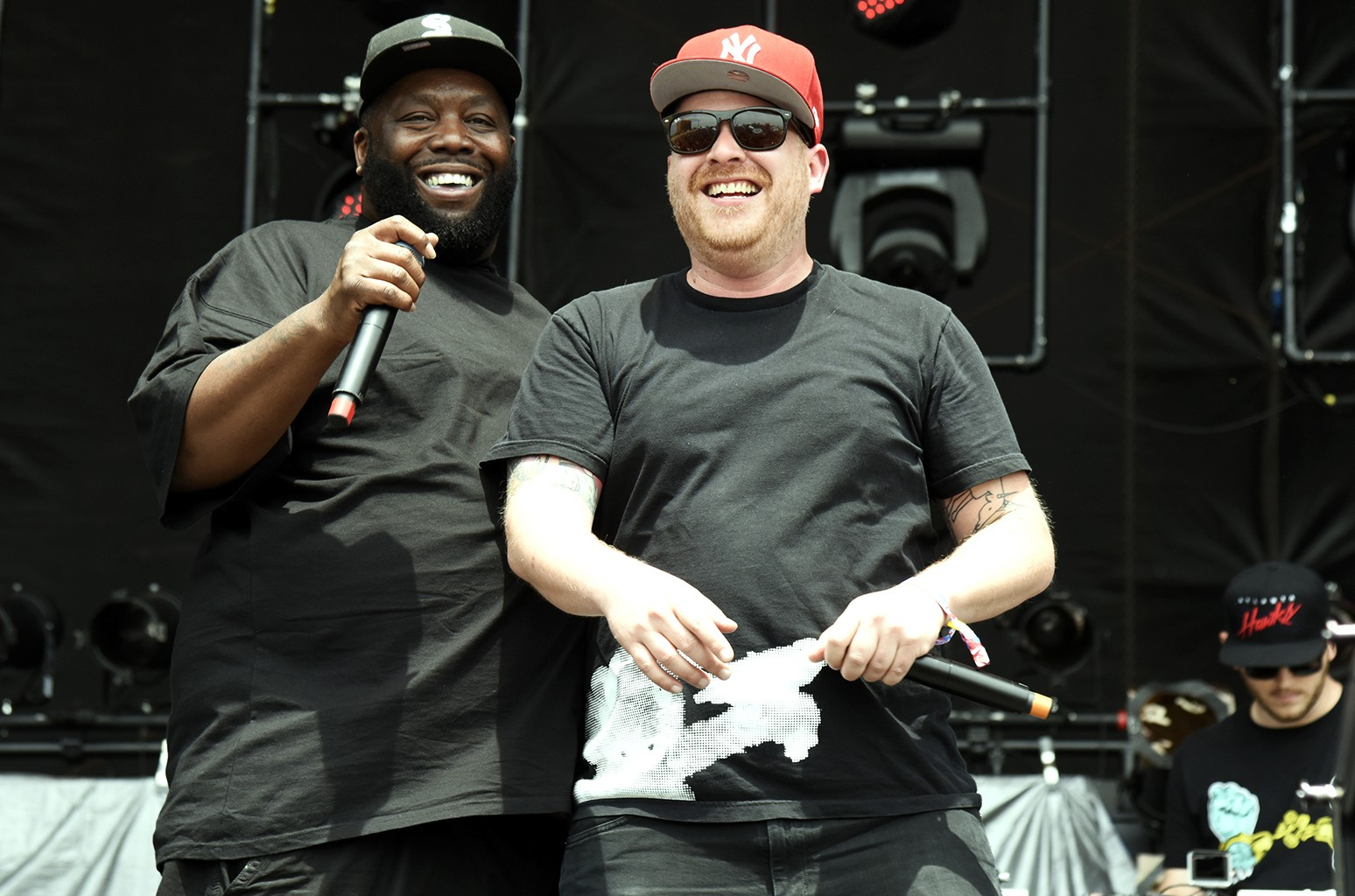 Killer Mike and El-P of Run the Jewels