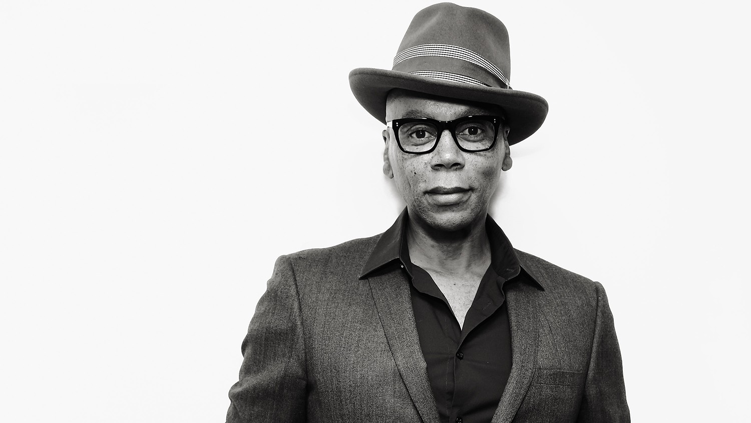 RuPaul photographed on March 20, 2015 in New York City.