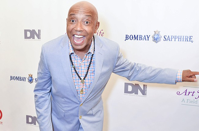 Russell Simmons' Rush Philanthropic Arts Foundation:15th Annual ART FOR LIFE Benefit