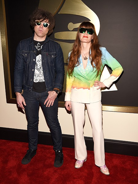 Ryan Adams and Jenny Lewis