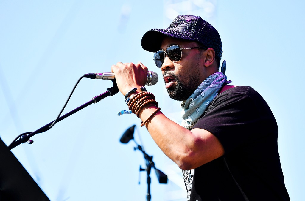 RZA of Banks & Steelz performs on the Outdoor Stage during day 2 of the Coachella Valley Music And Arts Festival (Weekend 1) at the Empire Polo Club on April 15, 2017 in Indio, Calif.