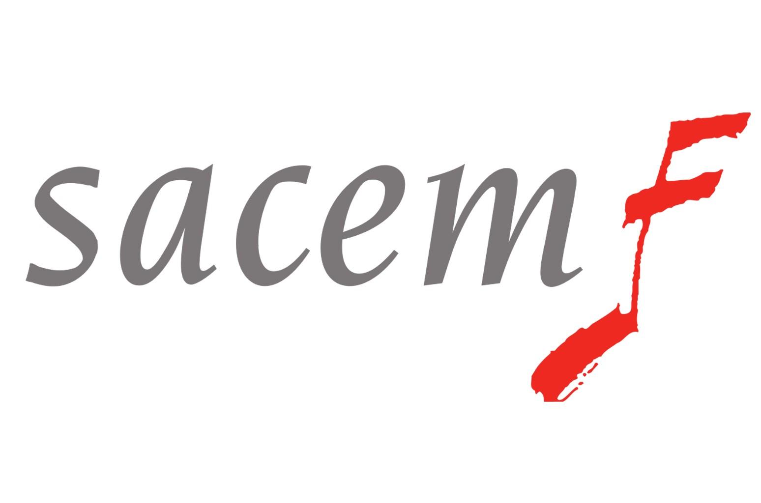 SACEM logo