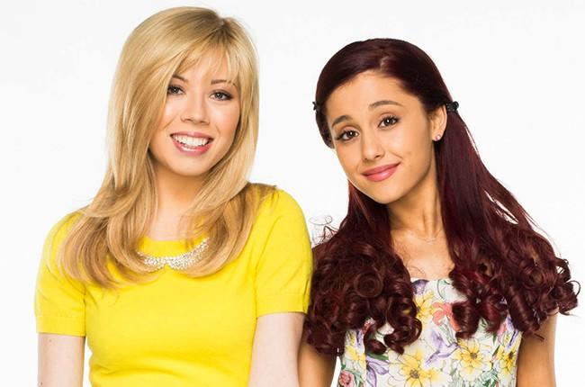 Sam & Cat: Janette McCurdy and Ariana Grande