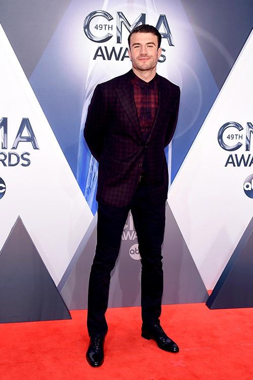 Sam Hunt CMA 2015