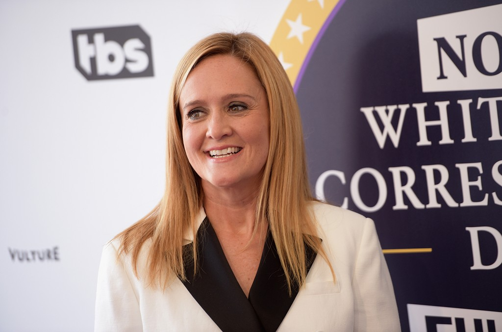 Host Samantha Bee attends Full Frontal With Samantha Bee's Not The White House Correspondents' Dinner at DAR Constitution Hall on April 29, 2017 in Washington, DC.
