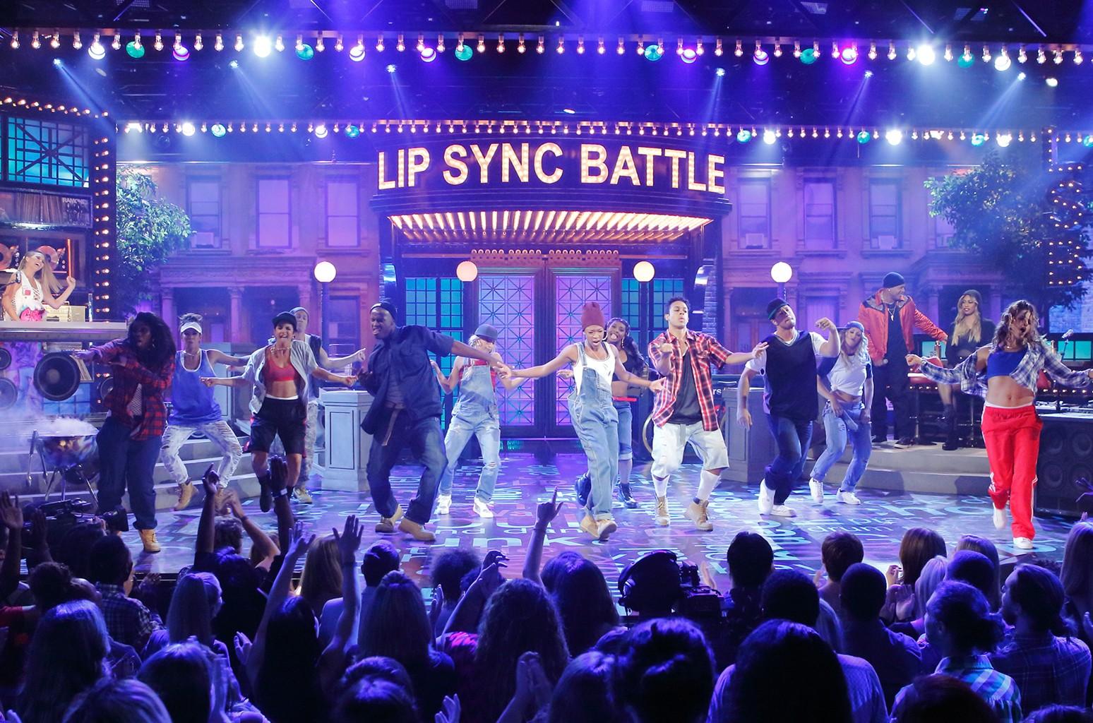"Samira Wiley on ""Lip Sync Battle"""
