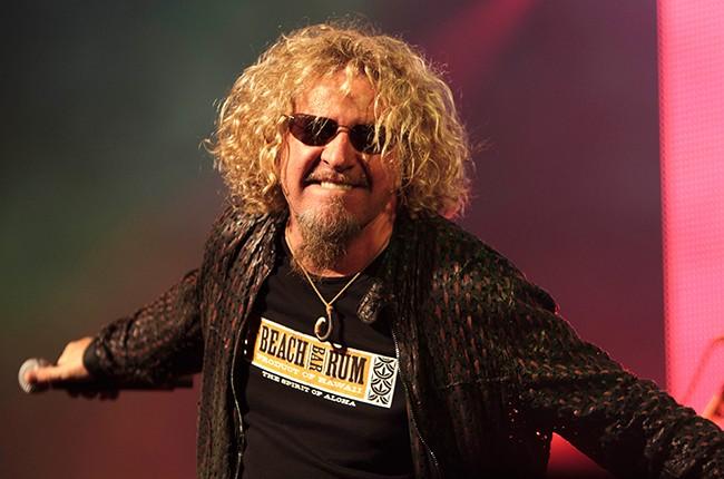 Sammy Hagar Responds to Eddie Van Halen's Billboard Interview: 'F--- You,  You're a Liar' | Billboard