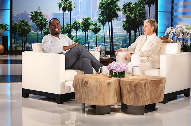 """Sean 'Diddy' Combs on """"The Ellen DeGeneres Show"""""""