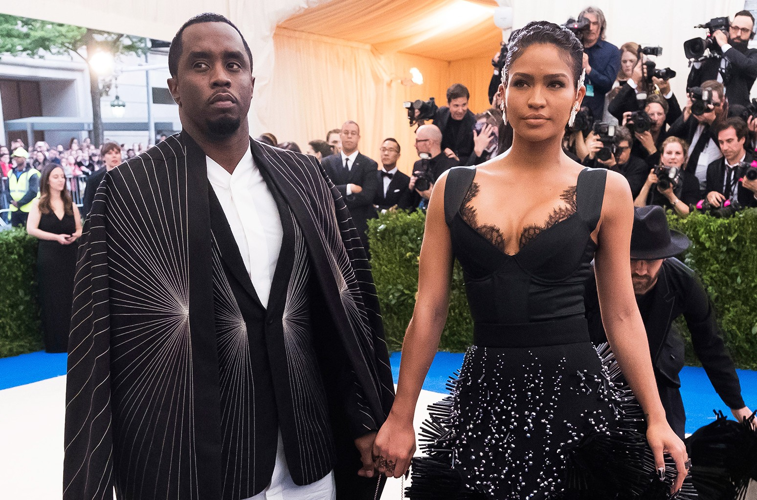 Sean Combs Cassie