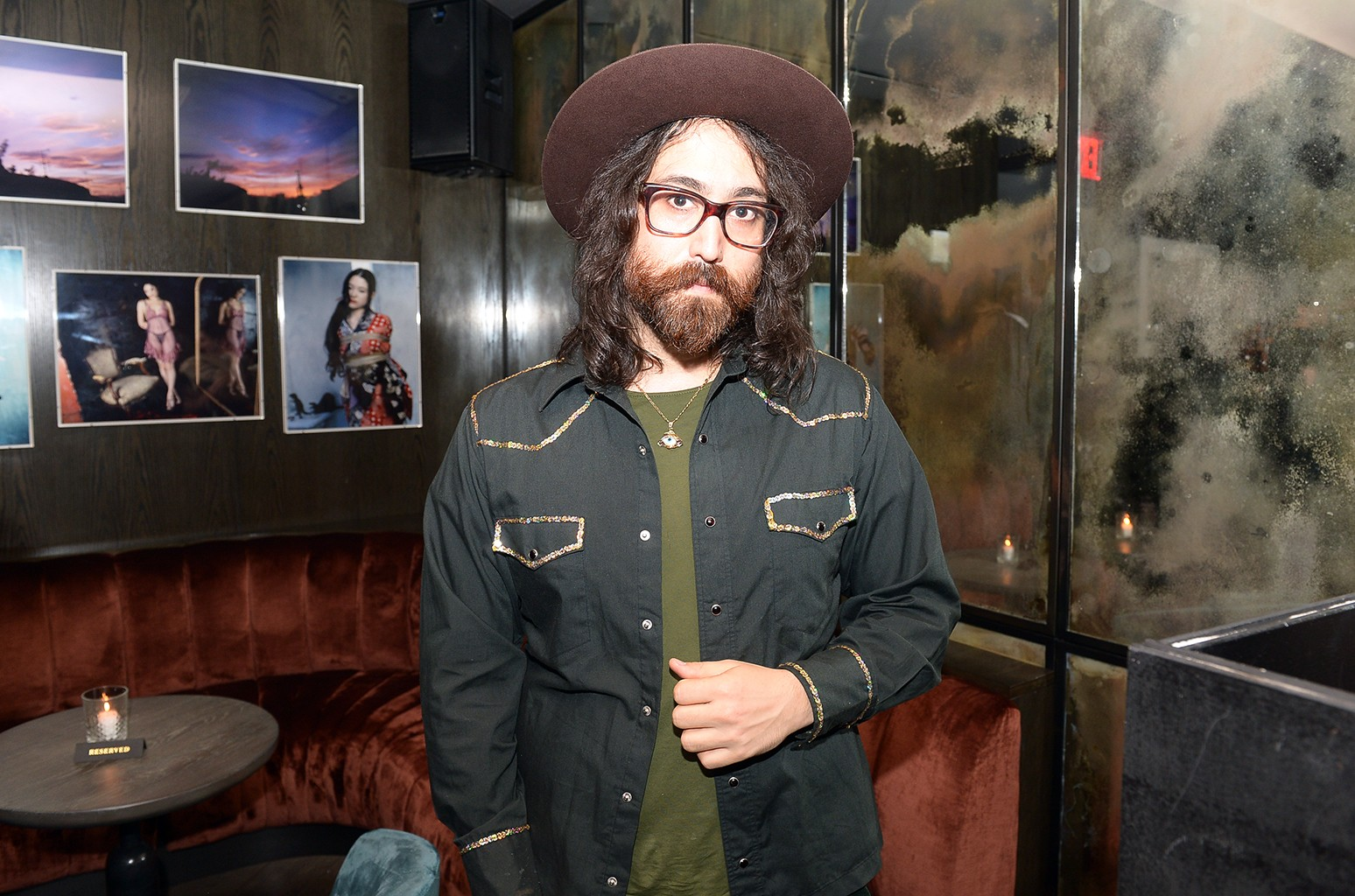 Sean Lennon photographed on Sept. 8, 2016 in New York City.
