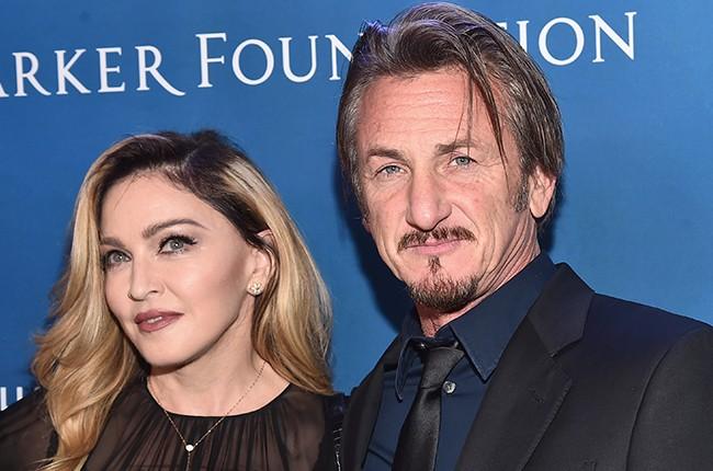 Madonna and Sean Penn attend the 5th Annual Sean Penn & Friends HELP HAITI HOME Gala