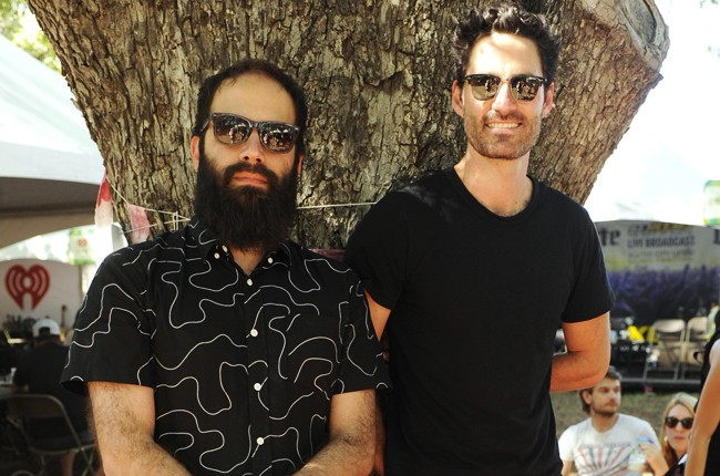 Austin City Limits 2014 -- Sebu Simonian and Ryan Merchant of Capital Cities