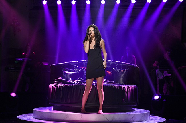 Selena Gomez Saturday Night Live