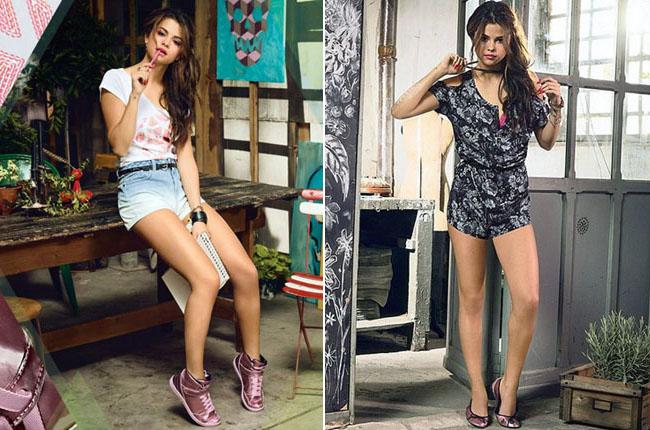 Selena Gomez Launches Adidas NEO Summer Collection | Billboard