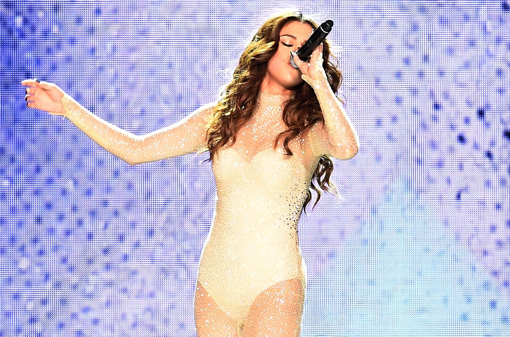 Selena Gomez performs during opening night of the Selena Gomez 'Revival World Tour'
