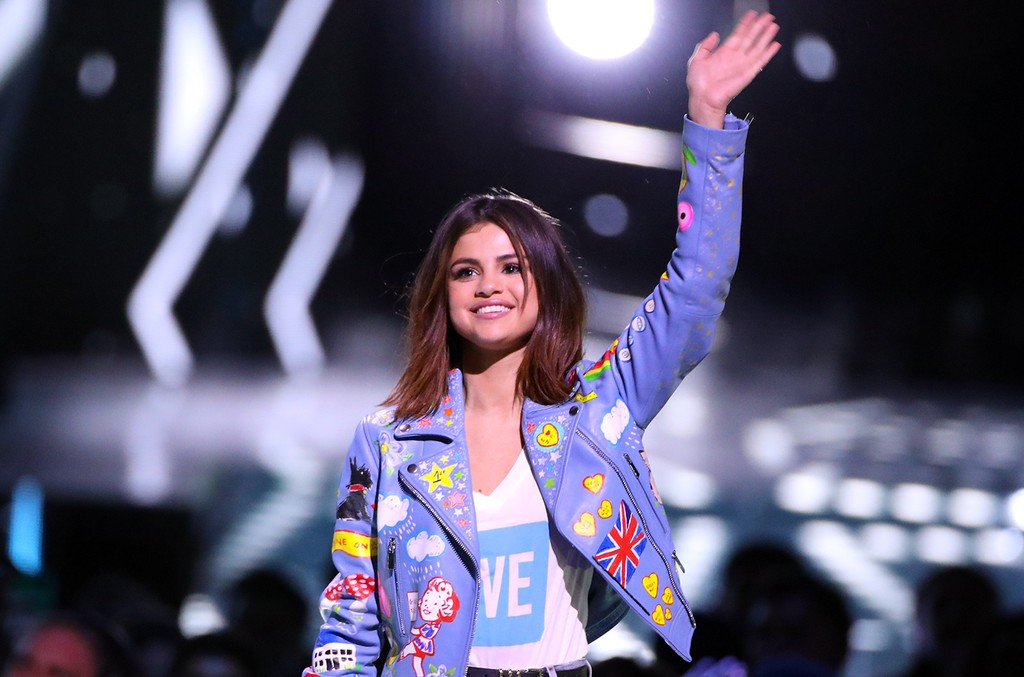 Selena Gomez attends We Day 2017