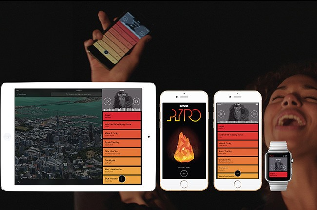 Serato Pyro App