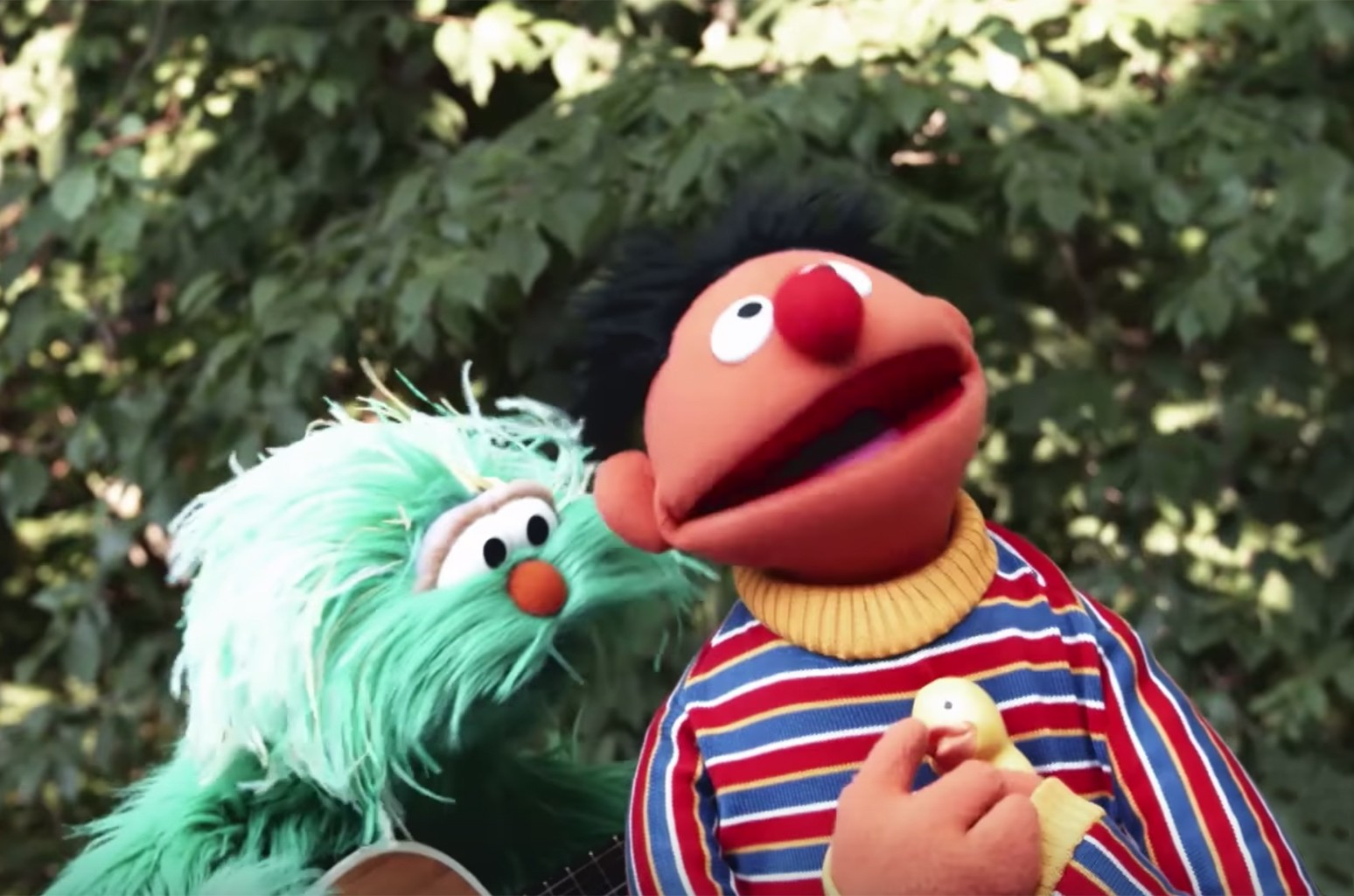 Sesame Street: El Patito