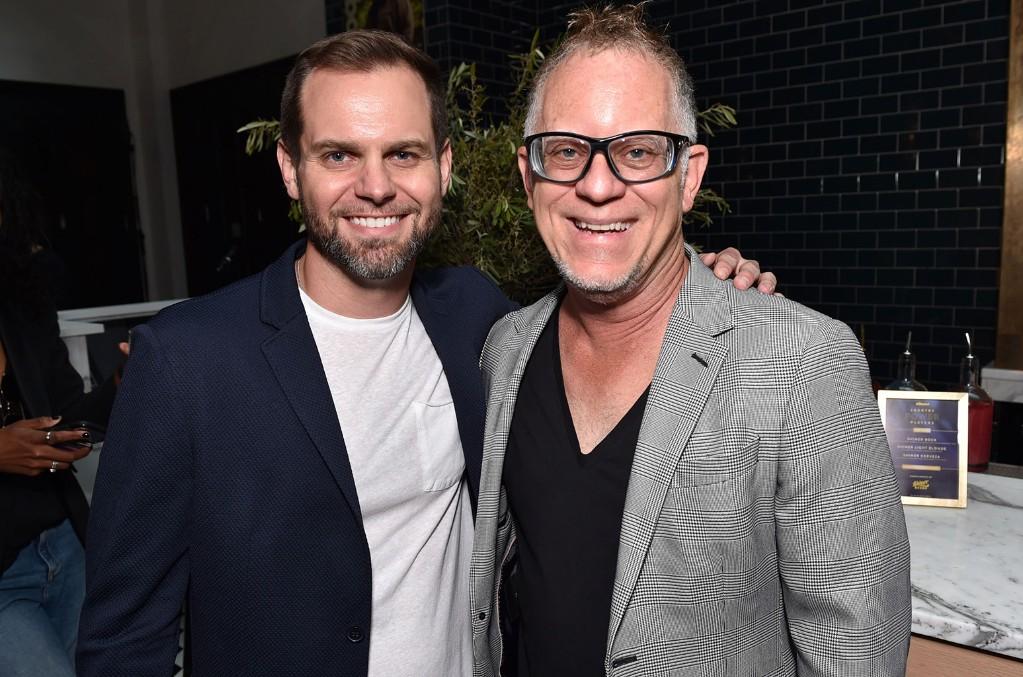Seth England and Scott Siman
